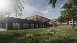 Renovatie Vista College te Sittard